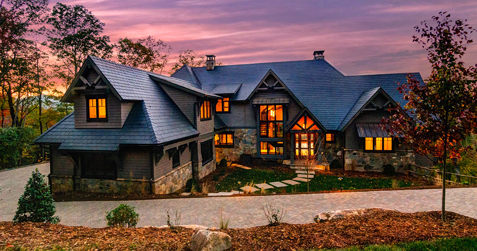 Autumn luxury stunning properties perfect for enjoying for North carolina mountain house plans