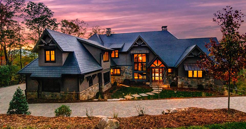 Asheville mountain homes for Asheville mountain homes