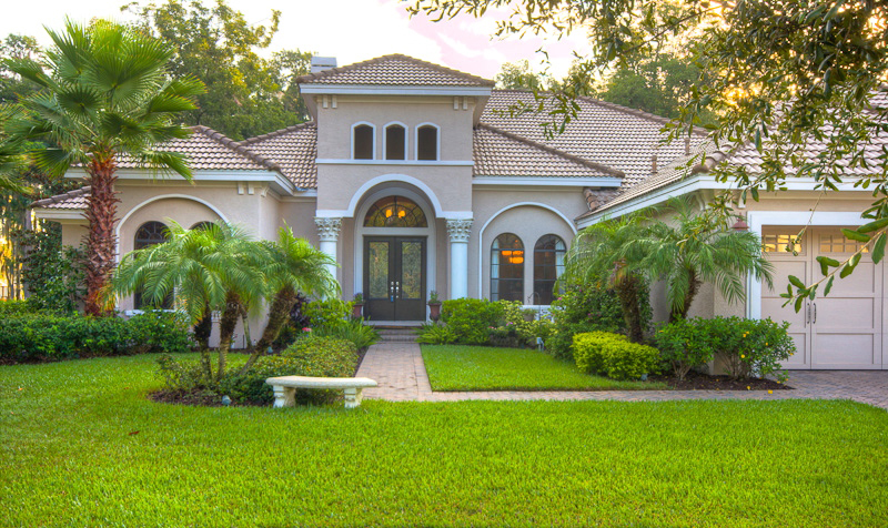 Top 10 magnificent mediterranean style homes for Florida mediterranean style homes