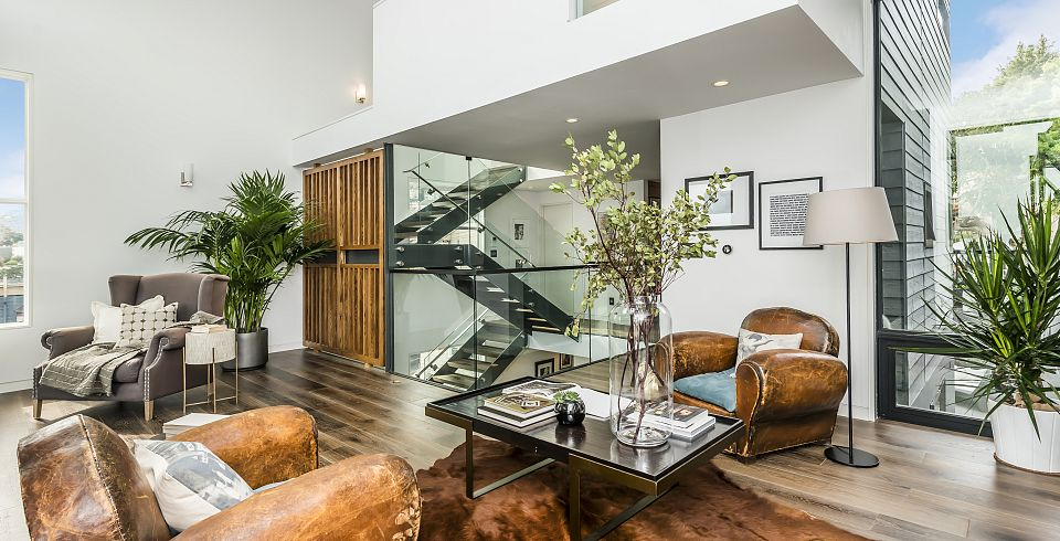 Merveilleux Geometric Styles Represented By Vanguard Properties. This Modern Home In San  Francisco ...