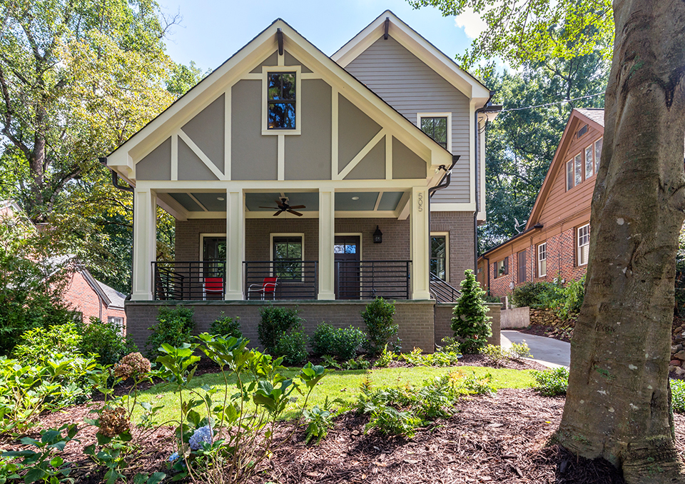 craftsman walkout offers family friendly craftsman style