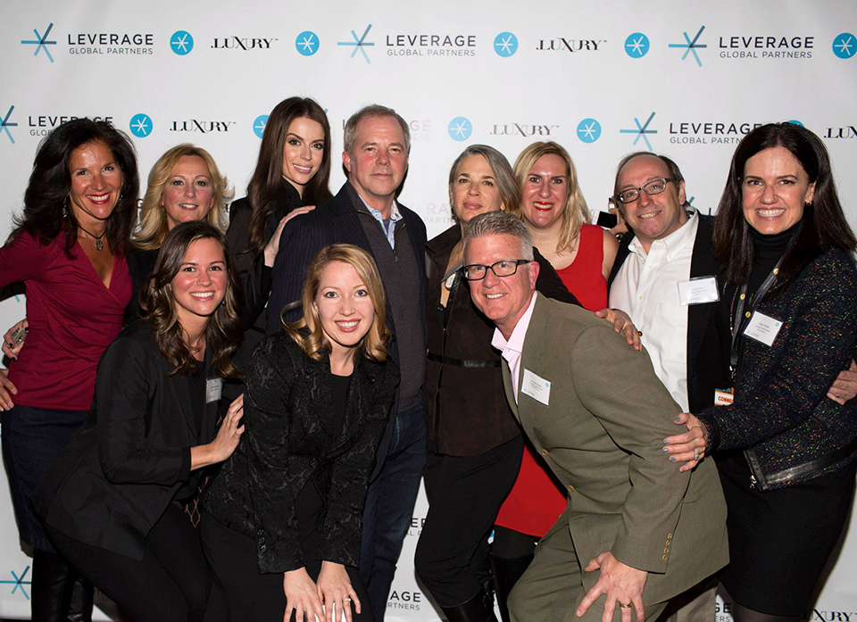 Real Estate Connect NYC 2015: Leverage Cocktail Event