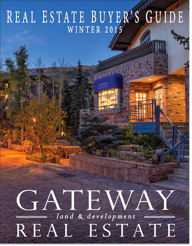 Gateway Land & Development Real Estate: Winter 2015 Buyer's Guide