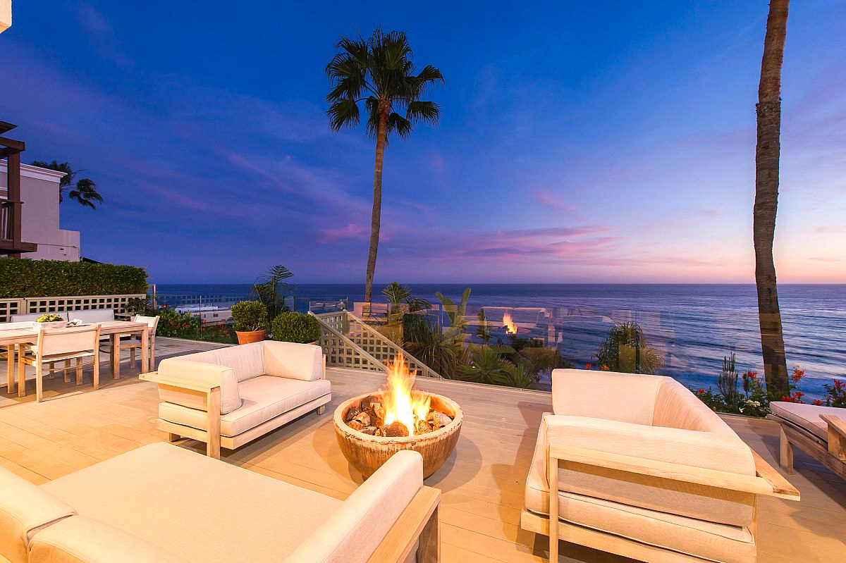 Summer Luxury Fabulous Outdoor Fire Pits