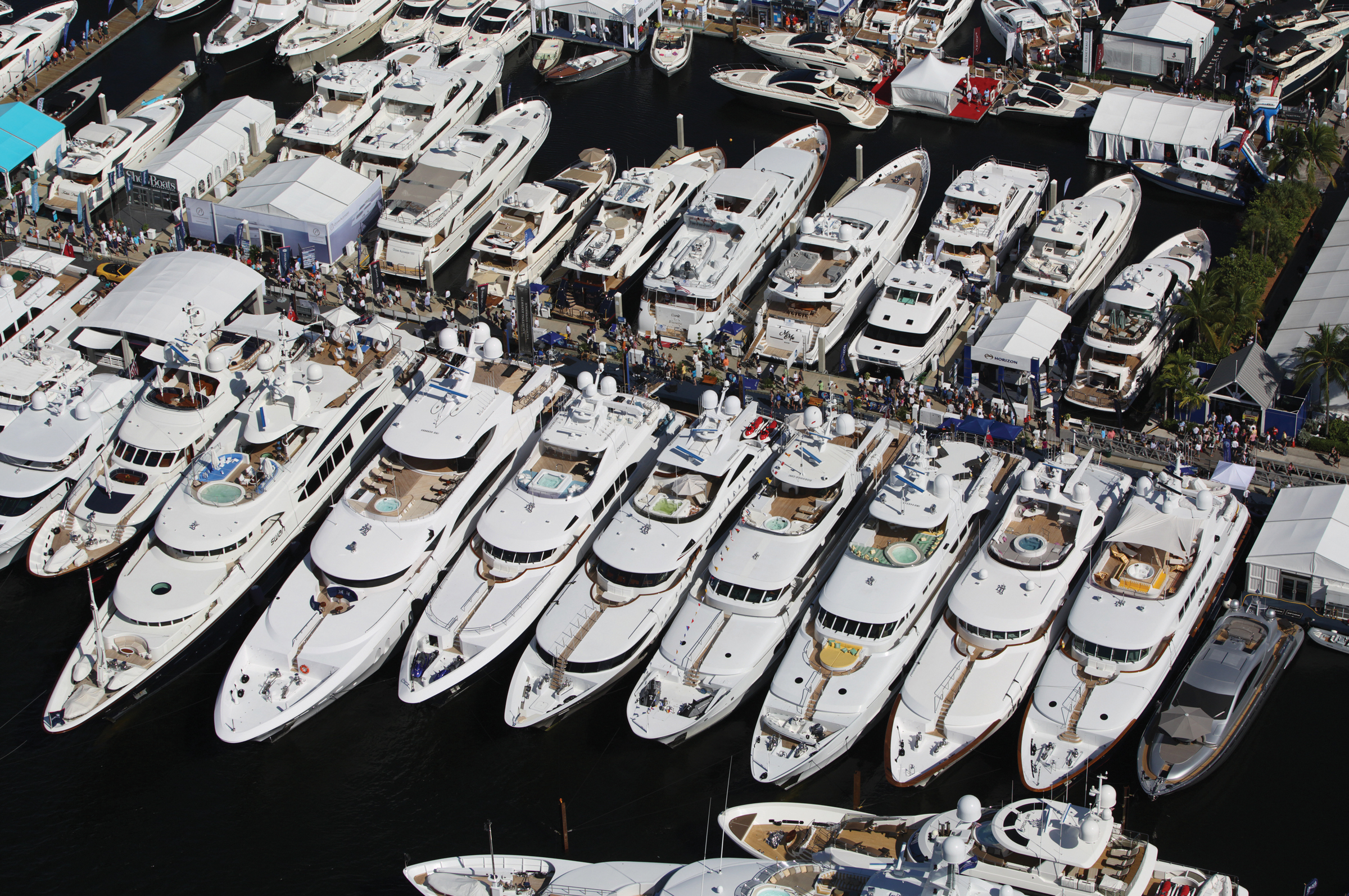 Fort Lauderdale International Boat Show | Intercoastal Realty