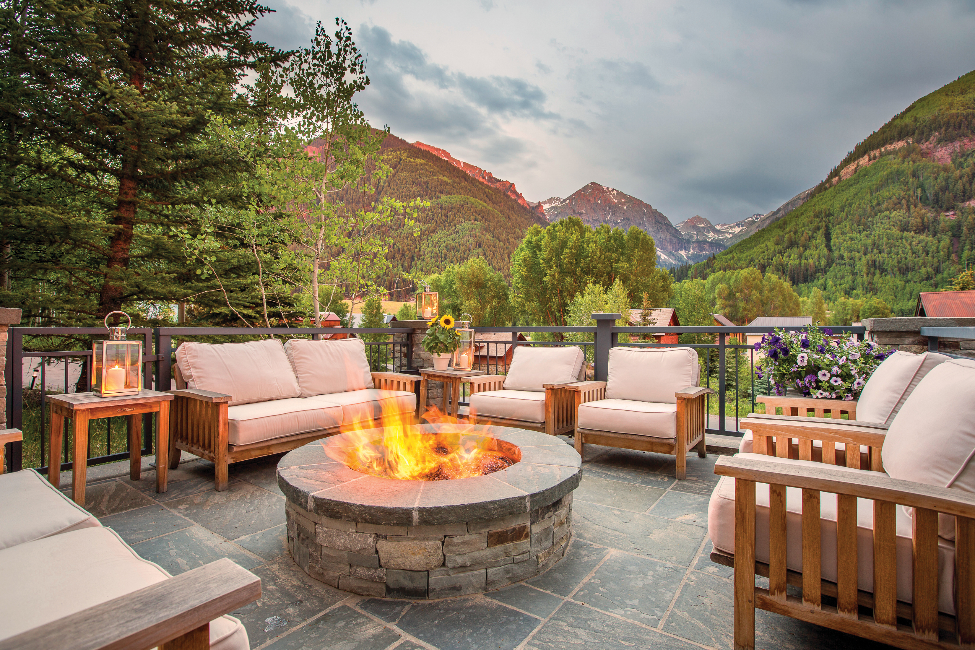 609 Columbia, Telluride, Colorado.