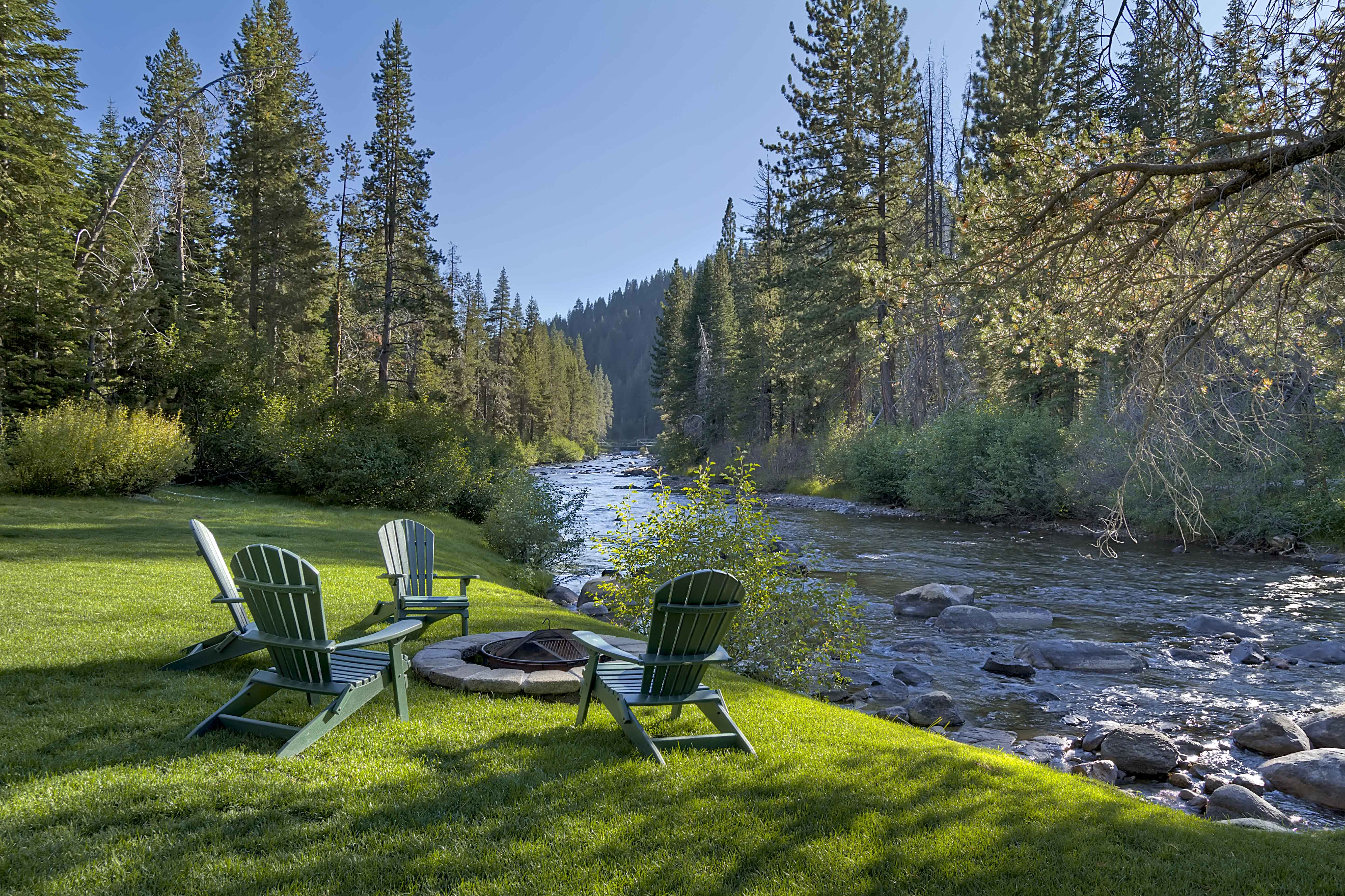 River lawn chairs