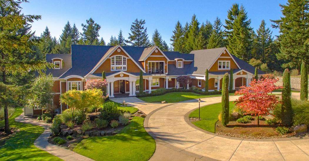 Decadent dream homes for 2017 for Build dream home online for fun