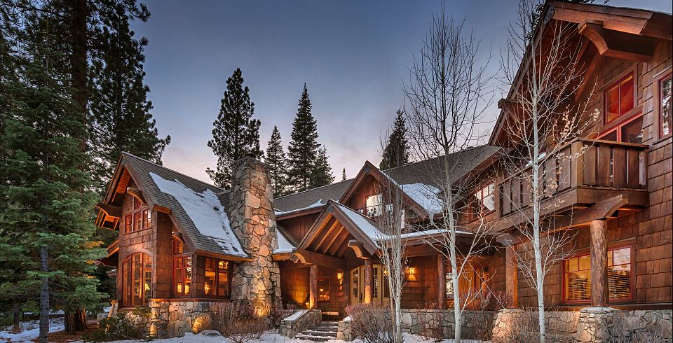Luxury living in the mountains for Mountain living