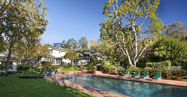 Montecito Open House Pool