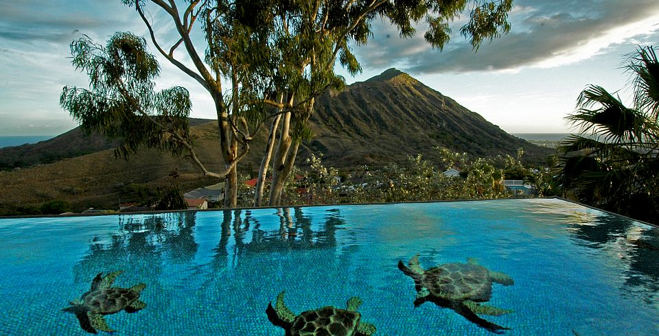 Luxury Infinity Pools With Spectacular Views