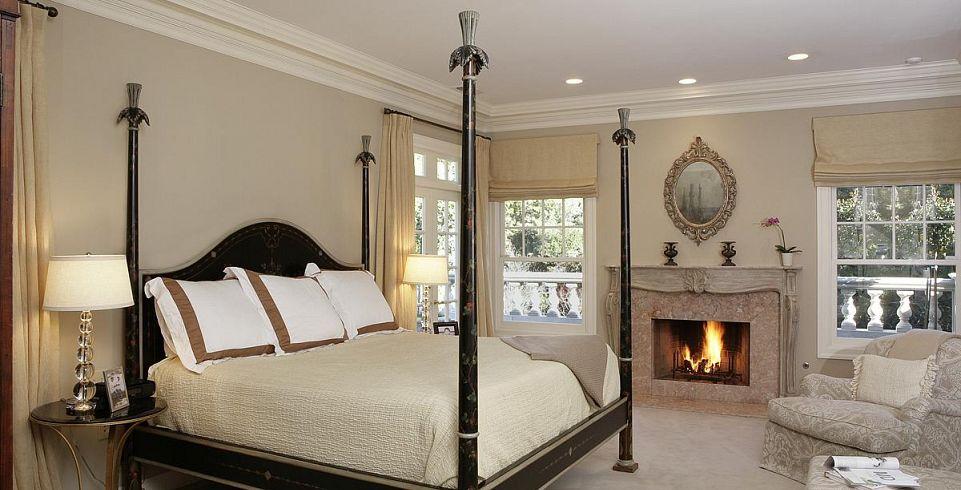 georgian bedroom style interior - Google Search | Georgian Room ...