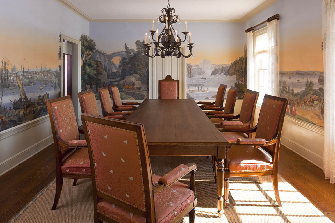 Dallas Open House: Mount Vernon Dining Room