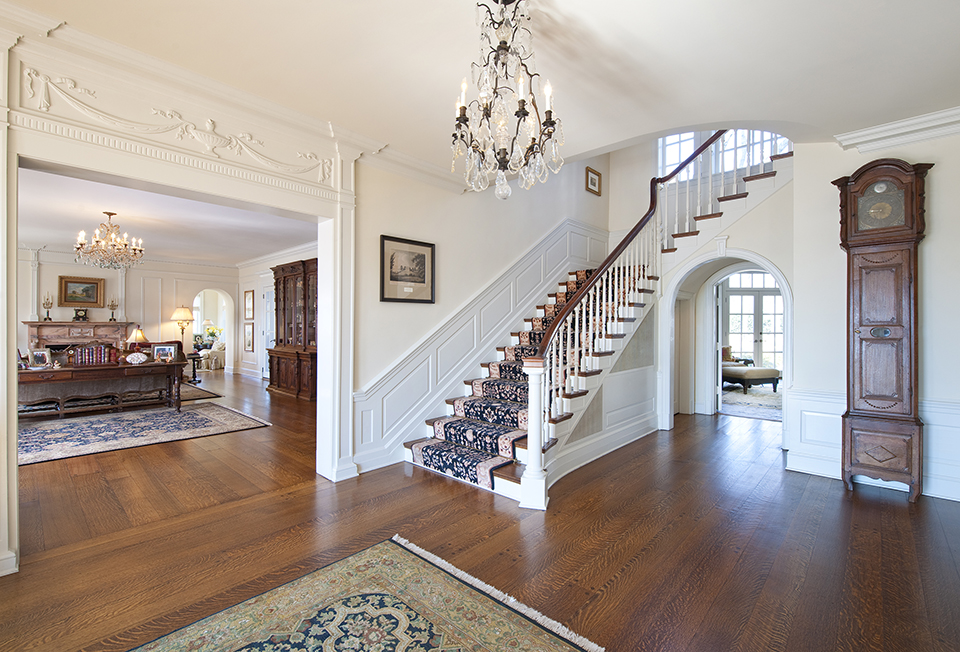 Dallas Open House: Mount Vernon Stairway