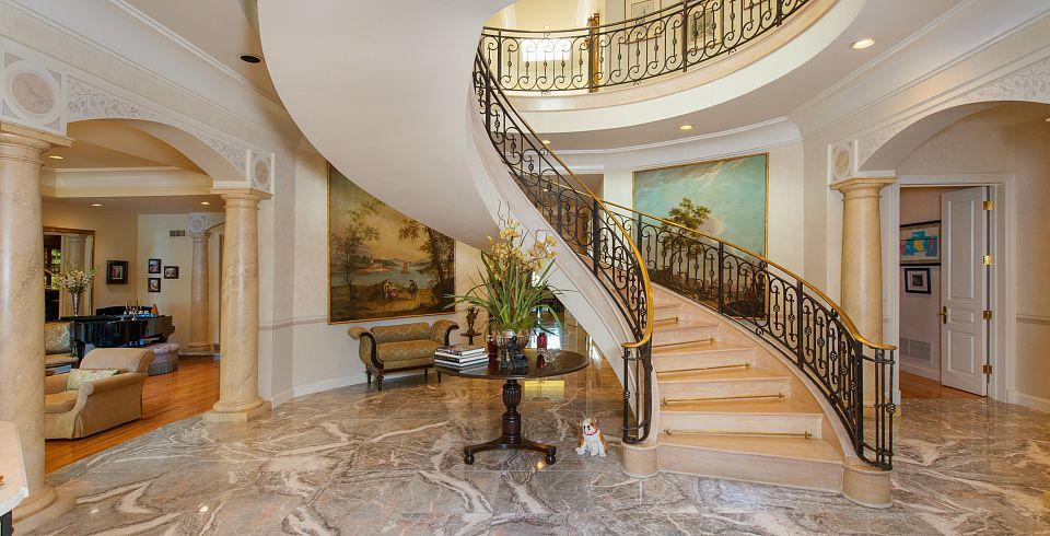 Grand Foyer Entrance : Make a grand entrance fabulous foyers
