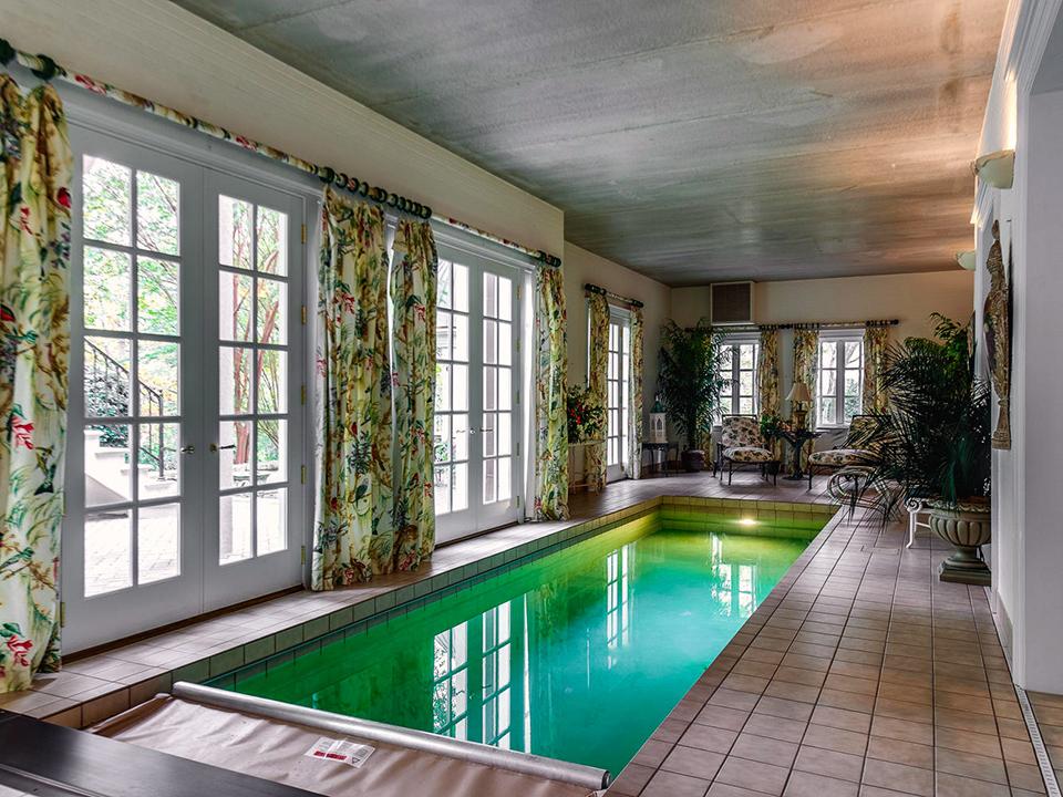 The ultimate luxury amenity lavish indoor pools - Indoor swimming pools charlotte nc ...