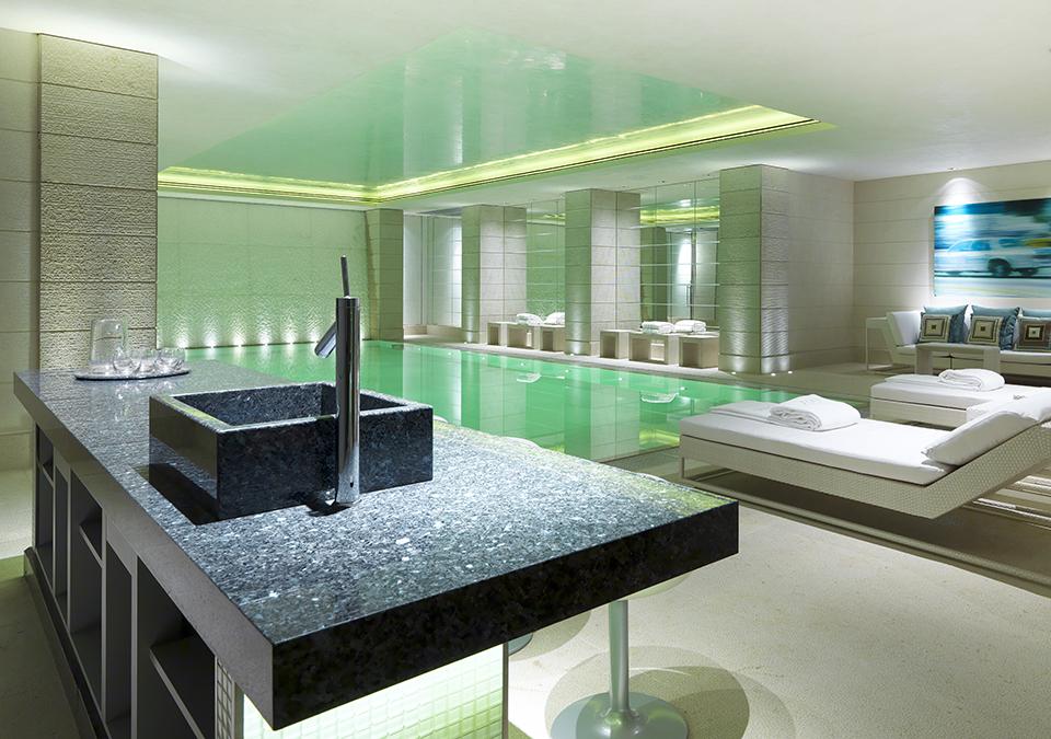 The Ultimate Luxury Amenity: Lavish Indoor Pools