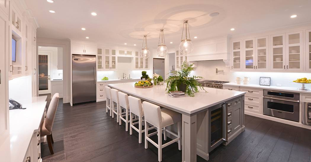 A Cook S Dream 10 Luxurious Home Kitchens Leverage