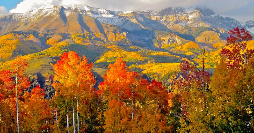 Finding Fall The Top Locations To Enjoy Autumn Scenery