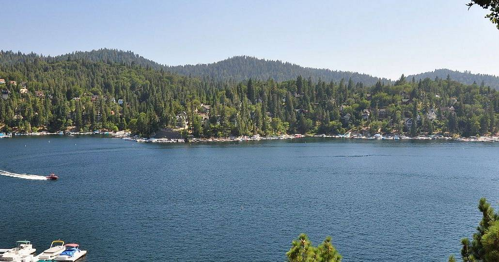 Lake arrowhead ca usa for Lake arrowhead fishing