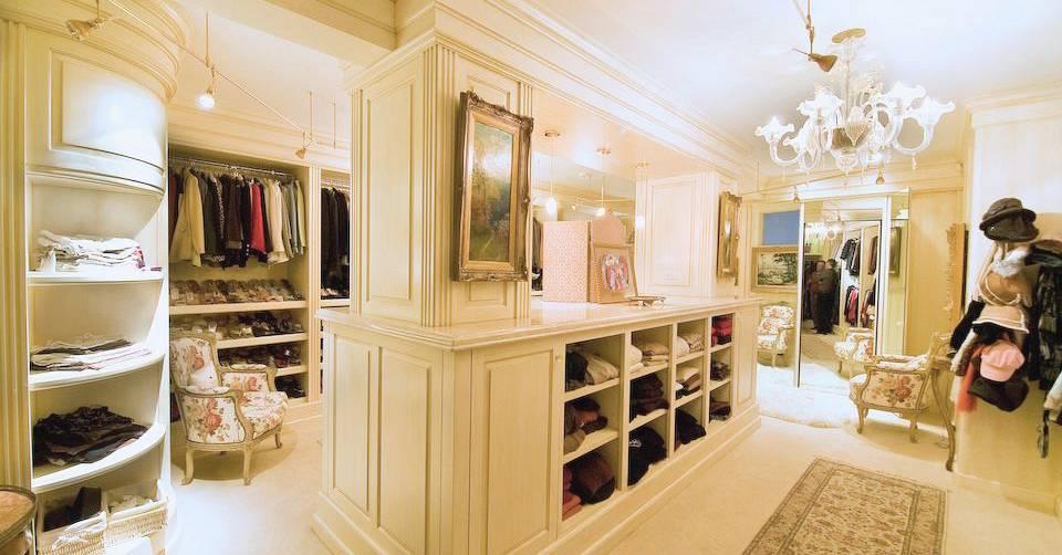 swoon worthy luxury walk in closets rh leveragere com  luxurious walk in closet designs