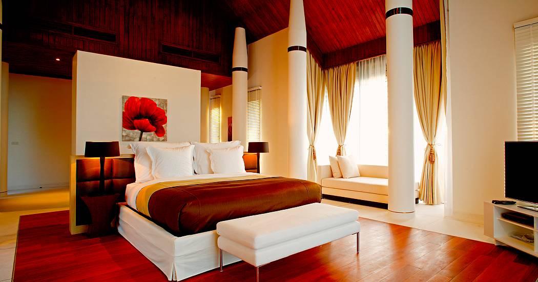 Top 10 Luxurious Master Bedrooms on Best Master Bedroom  id=23891