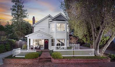 One-of-a-kind Bungalow in Los Gatos