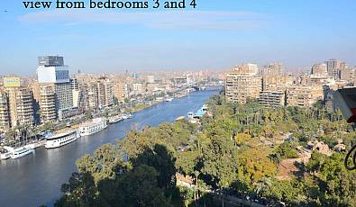 Luxury Apartment in Zamalek