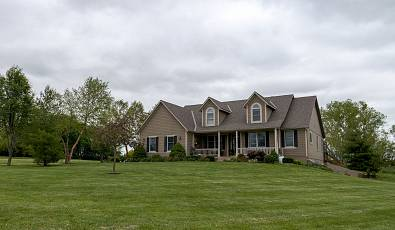 Beautiful Home with Airplane Hanger on 12.99 Acres