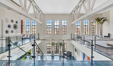Grand Industrial Loft |  213 West 23rd Street, 8N