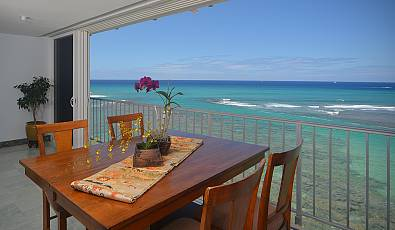 Oceanfront Living on Honolulu's Gold Coast