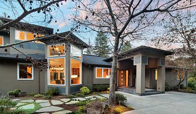 Gorgeous Contemporary in Central Woodside