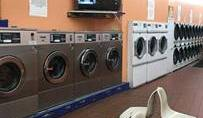 LAUNDRY BUSINESS FOR SALE!