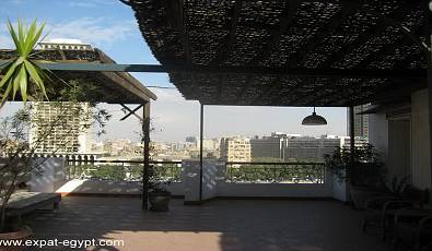 Penthouse for Sale in Zamalek
