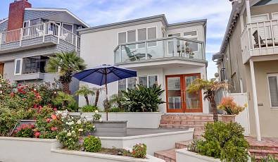 Ocean View Manhattan Beach Home