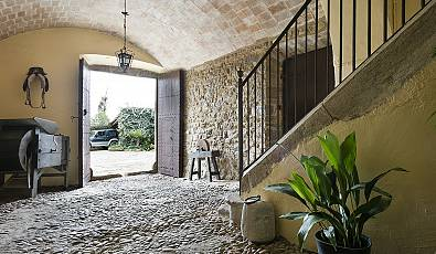 SPECTACULAR XI CENTURY HOUSE IN THE EMPORDANET, NEAR GIRONA