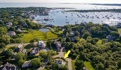 Edgartown Village Opportunity: A Home Of Antiquity And Charm