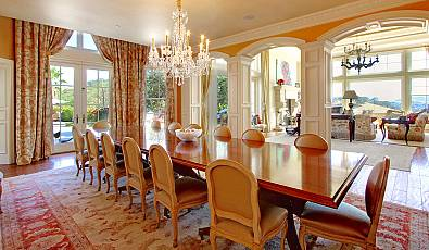 10 Sophisticated Dining Room Designs