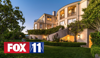 Fox Los Angeles Features Leverage Member in their Property Segment