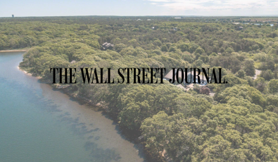 As Seen in WSJ: On Martha's Vineyard, All Eyes on Obamas' Real Estate