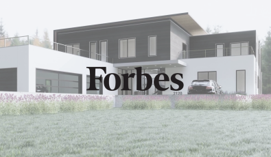 Forbes Asks Leverage Members: What Advice Do You Give to Someone Looking to Build a Custom Home?
