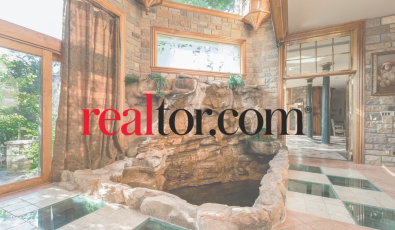 As Seen on Realtor.com: Dive Into This $11.8M Kansas Megamansion With Subterranean Scuba Tunnels