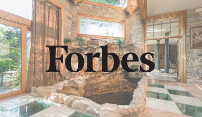As Seen in Forbes: Outrageous Kansas City Aqua Mansion Has Waterfalls, Grottos and Scuba Diving Tunnels