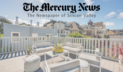 As Seen in The Mercury News: Blue Bottle Coffee Owner Selling San Francisco Mansion