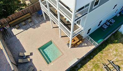 Ultimate Beach House with Private Pool - Income Producing