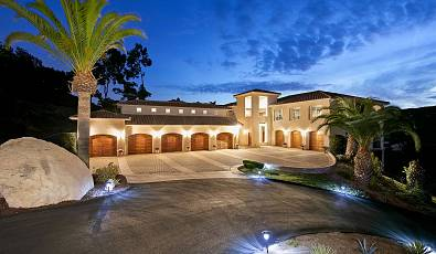 Bill Goldberg Lists his 28-Acre Bonsall Estate