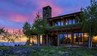 GORGEOUS HOME OVERLOOKING SWEEPING COLORADO VISTAS