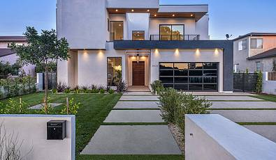 New Construction in Mar Vista