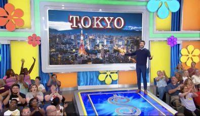The Price is Right Features Housing Japan