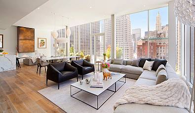 Life at the Top: Prestigious Penthouse Properties